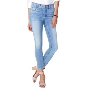 Not Your Daughters Jeans Light Wash Skinny Size 14